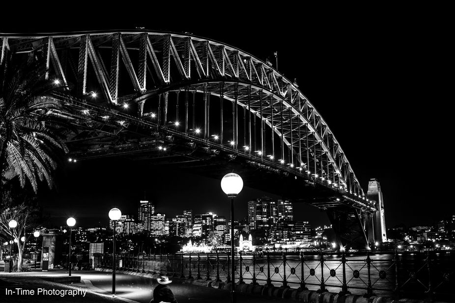 has to be one of the most iconic bridges in the world, with one of the most photogenic harbors in...
