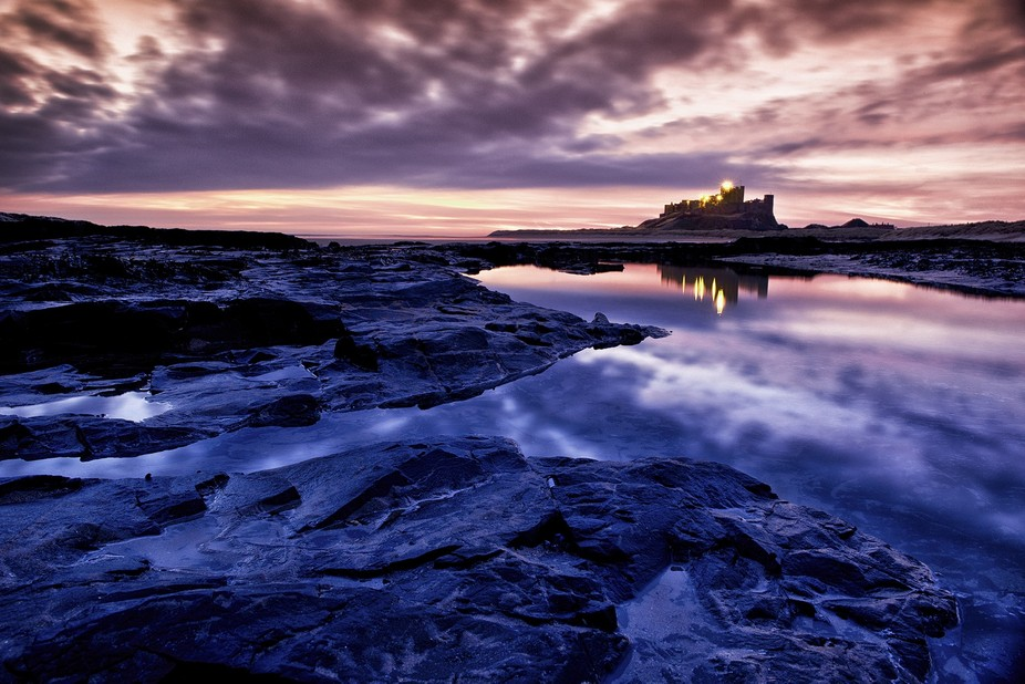 I took an early morning trip to Bamburgh Castle this weekend to capture my 1st ever sunrise! I sc...