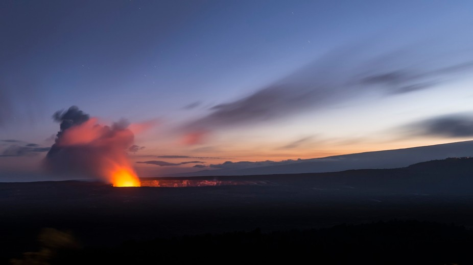 Kīlauea is the youngest and southeastern most volcano on the Big Island of Hawai`i. Topographica...