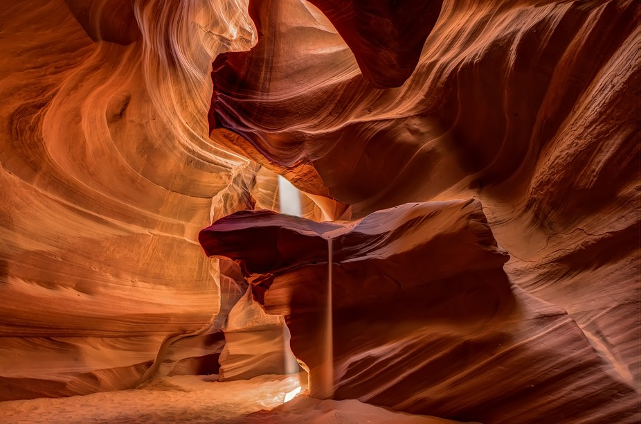 A shot I took of Upper Antelope Canyon last week while I was in Arizona and Utah photographing. O...