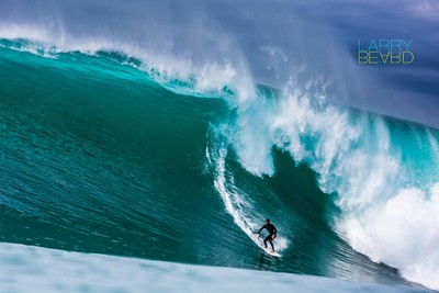 Giant Pacific Swell
