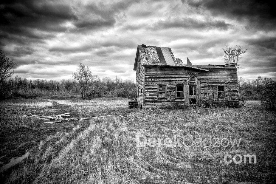 Who knows what stories, both wonderful and tragic, this old home could tell if it could speak.