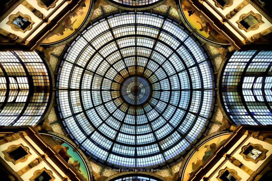 The Galleria Vittorio Emanuele II is one of the world's oldest shopping malls. Housed wi...