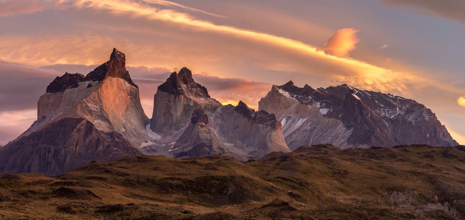 This is one of the tele shots from our last trip to Torres del paine (march 2016). I was doing so...
