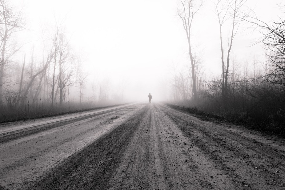 Was out early in the morning when some fog rolled in. Was beautiful.