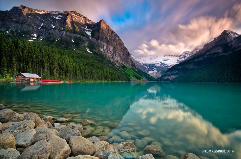 I found heaven on earth here in Banff! Amazing how I just used to admire the place in photos and ...