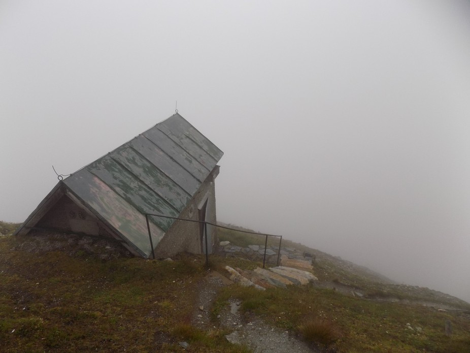 On the way to Grossglockner