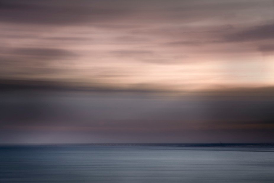 from a series of abstract seascapes