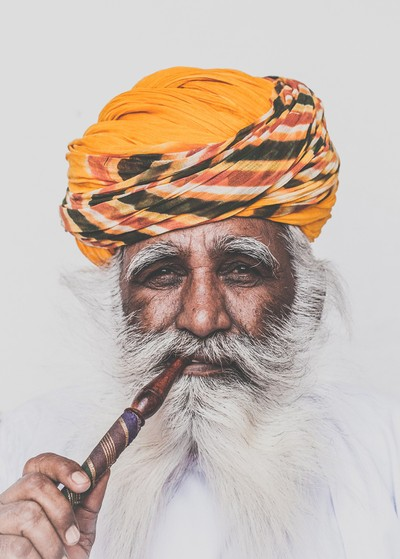 A Man and his Pipe