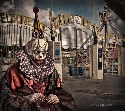 Chuckles welcomes you to the carnivale