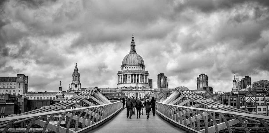 St Pauls from South Bank