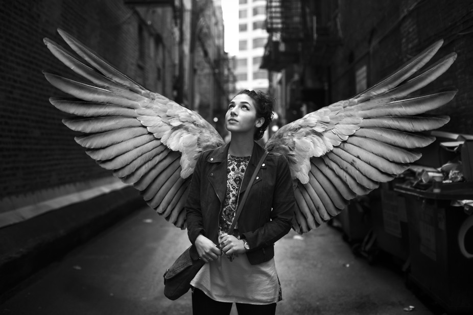 """Until you spread your wings, you'll have no idea how far you can fly."""