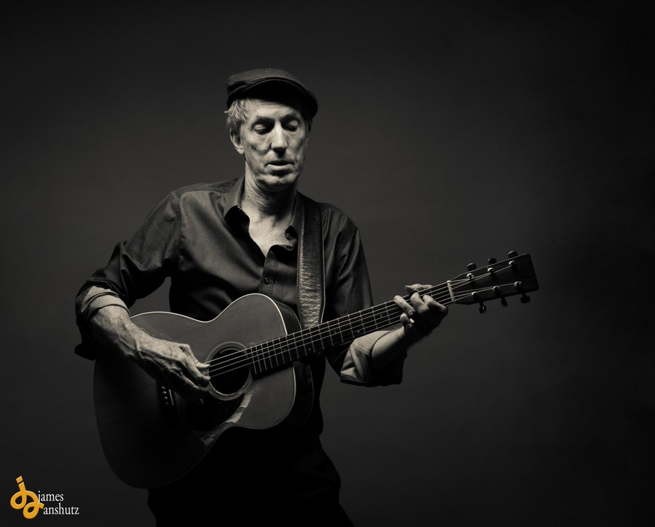 Singer, songwriter, and musician extraordinaire...James B. McCarthy.  This image was created for ...