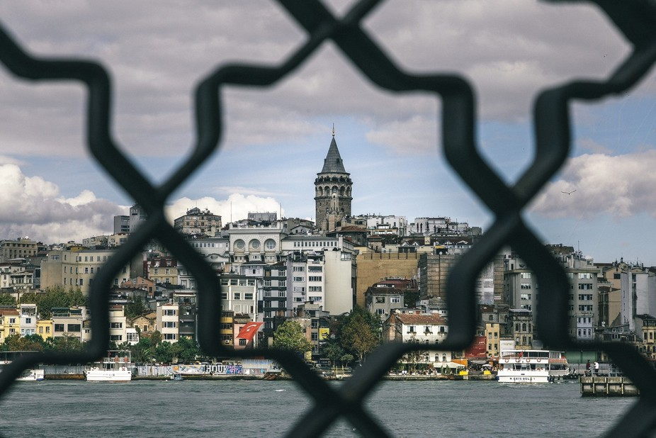 Istanbul, my home city in Turkey :)
