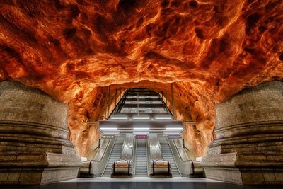 Fire Stairs Reloaded
