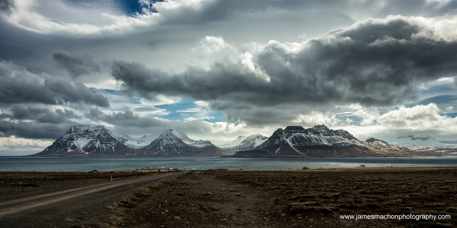 Taken on a road trip around the WestFjords of Iceland last year, an epic country