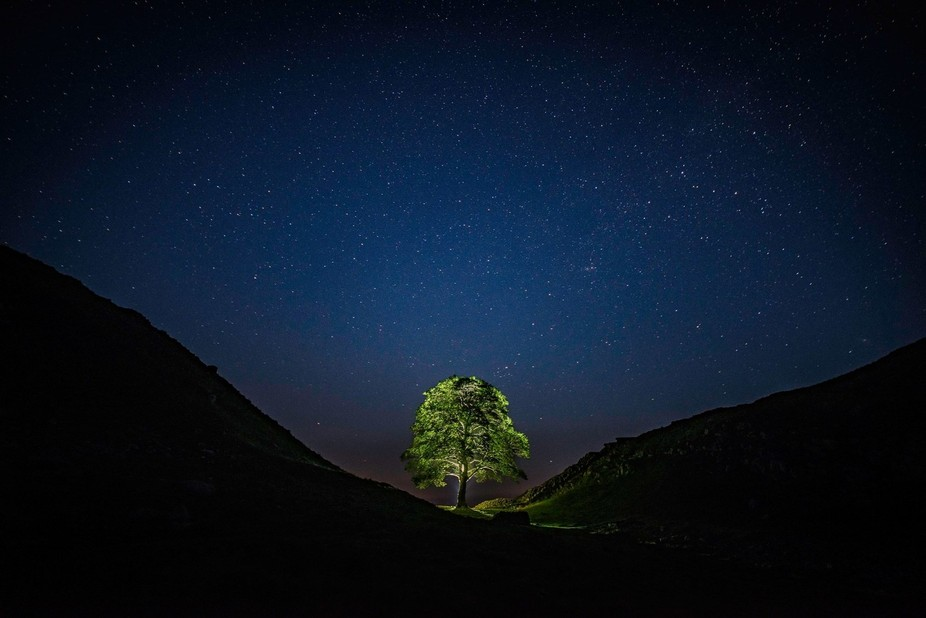 I have wanted to play with star photography as well as light painting for a while now and this co...