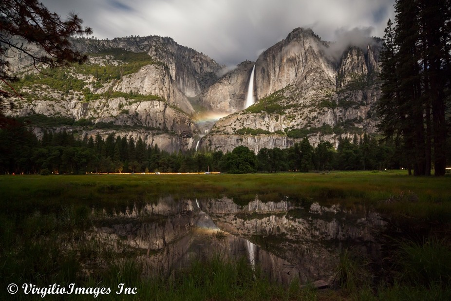 Waiting up for the moon to light up Yosemite Valley was one of the greatest night time shoots I&a...