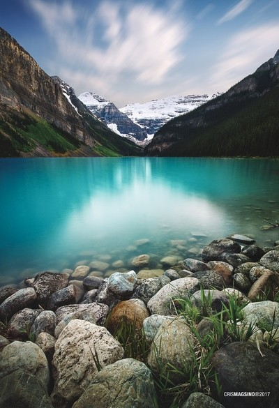 The Turquoise Lake