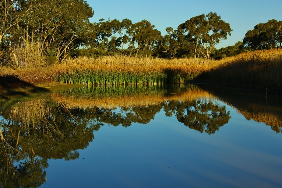 Due to very low rainfall the local area is very dry. A local dam is used to wash the opal, which ...