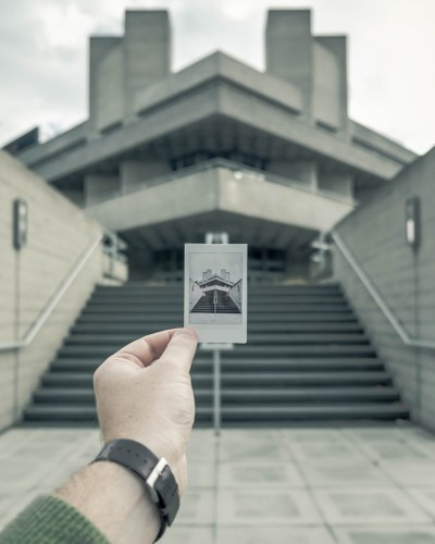 National Theatre Instax