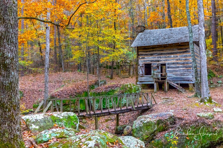 This old well house built in the 1800's sits in arguably the most ideal location of any ...