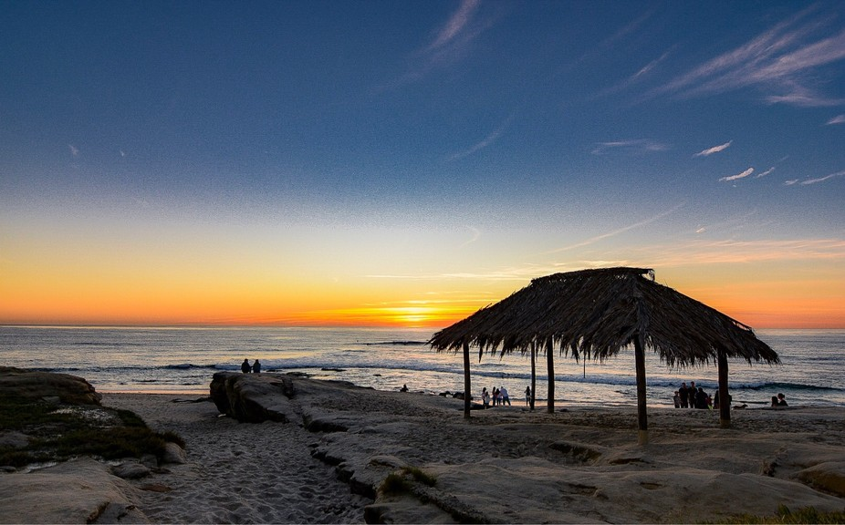 Windansea Beach, La Jolla, Califonia